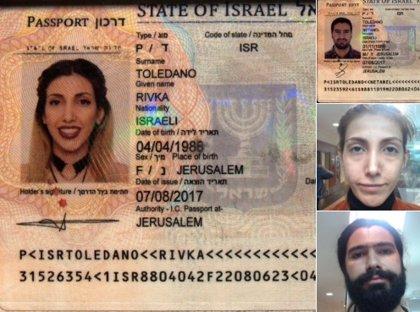 ¿Quiénes son los dos iraníes detenidos en Argentina con pasaportes falsos de Israel?