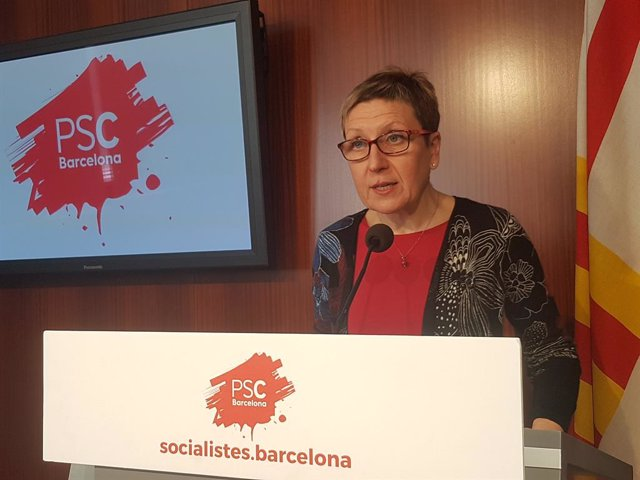 """El PSC de Barcelona ratlla el Pla de Barris de """"fracs estrepitós"""" de Colau"""