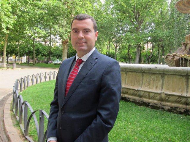 El alcalde de Priego de Córdoba, José Manuel Mármol (PSOE)