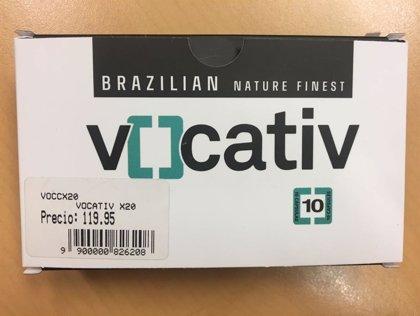 Sanidad retira el complemento alimenticio 'Vocativ Cápsulas' por contener 'Viagra' y no indicarlo en su etiqueta