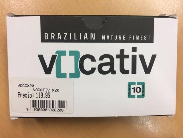 Sanidad retira el complemento alimenticio 'Vocativ Cápsulas' por contener 'Viagr