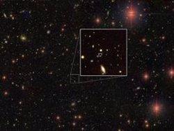 Descobreixen 83 forats negres supermassius a l'univers primigeni (SUBARU TELESCOPE)