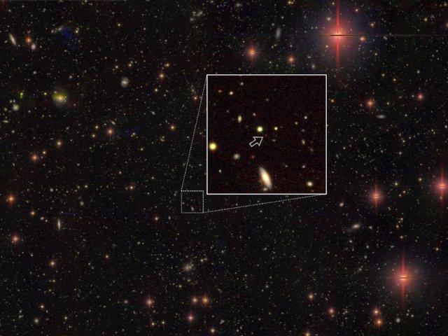 Descobreixen 83 forats negres supermasivos en l'Univers primigeni