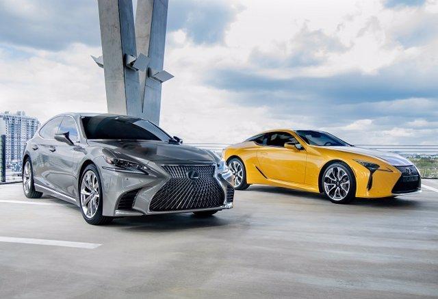 Economía/Motor.- Lexus alcanza diez millones de vehículos vendidos en todo el mu