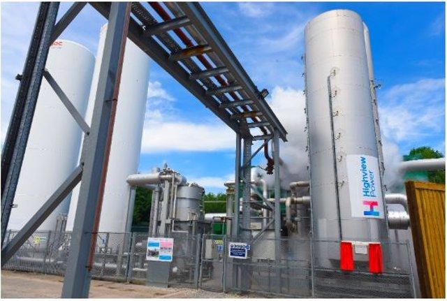 TSK y Highview Power se unen para desarrollar Proyectos de almacenamiento criogé