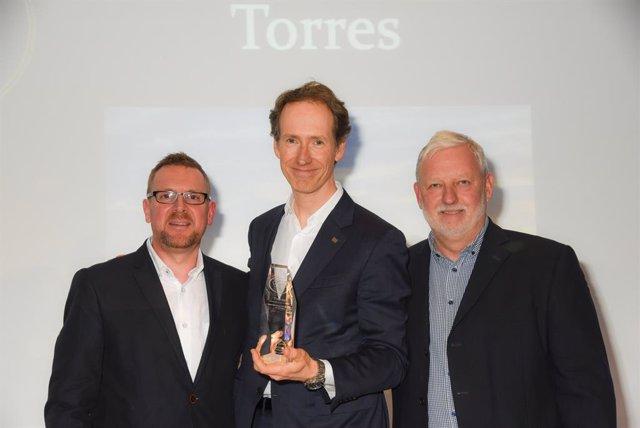 Agro.- Família Torres lidera el rnquing de marques de vi més admirades d'Europ