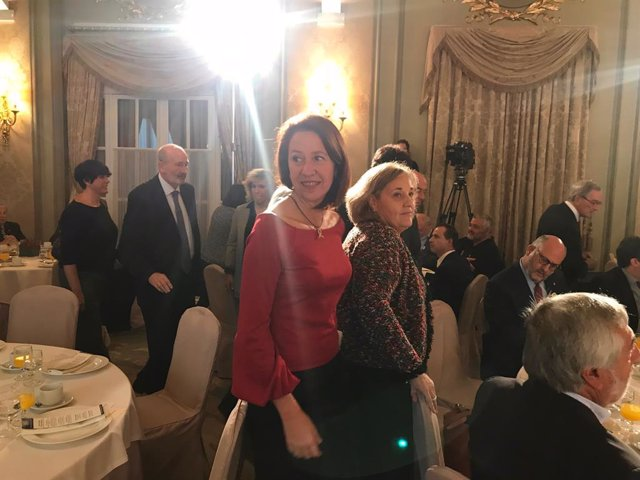 La diputada de JxCat i alcaldessa de Girona, Marta Madrenas