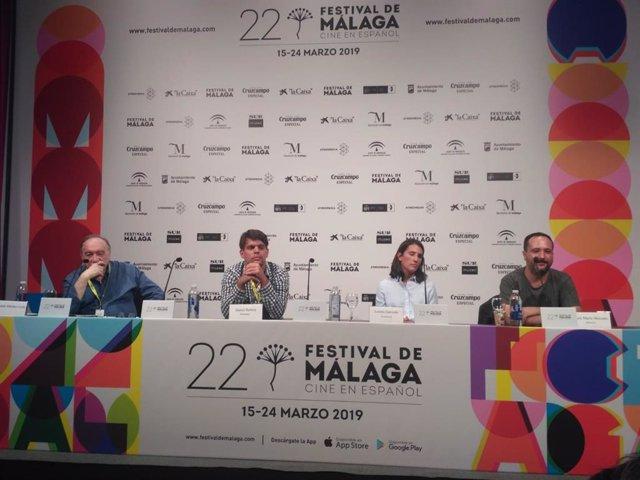 Málaga.- Festival.- Luis Mercado presenta su ópera prima, 'Vigilia en agosto', e