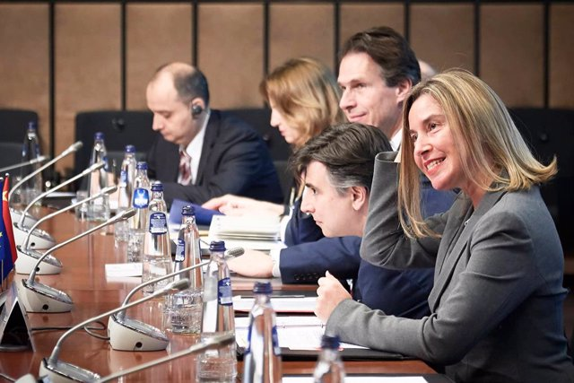 EU-China strategic Dialogue in Brussels
