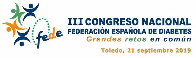 FEDE celebra su III Congreso Nacional para impulsar la educación diabetológica e