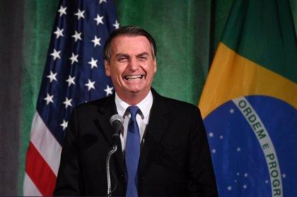 Bolsonaro afirma ser amigo y admirador de Estados Unidos