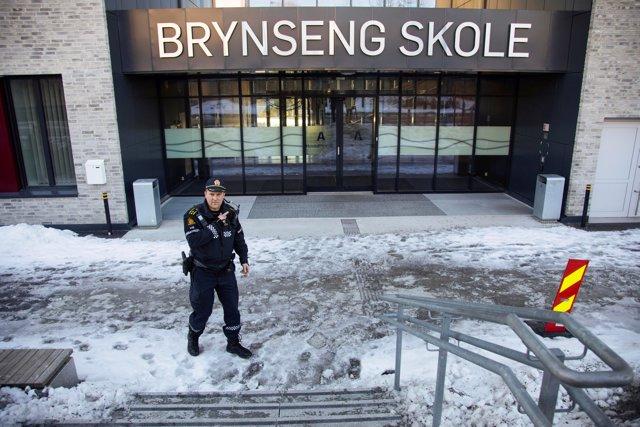 Ataque escuela Oslo
