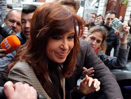 """Dictan """"prisión preventiva"""" para Fernández de Kirchner en una nueva causa por """"asociación ilícita y defraudación"""""""