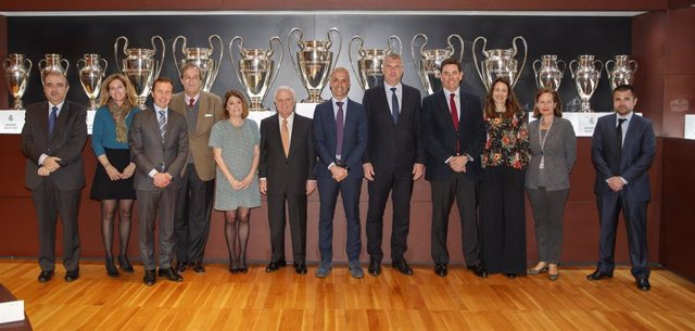 Empresas.- Un programa de Sanitas y Fundación Real Madrid ayuda a 67 personas si