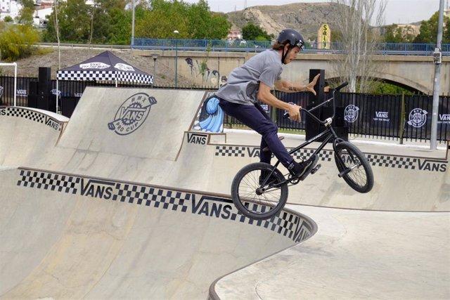 BMX Vans Pro Cup