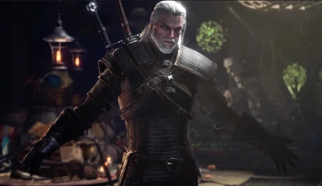 The Witcher: Primer vistazo a Henry Cavill como Geralt de Rivia en el set de rod