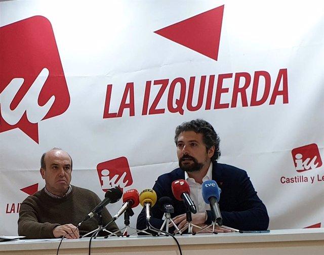 """Sarrión invita a la unión de """"todas las fuerzas a la izquierda del PSOE"""" pero si"""
