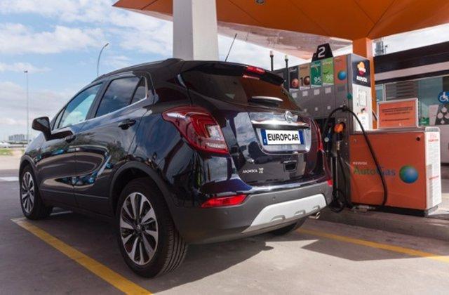 Economía/Motor.- Europcar firma un acuerdo con Repsol y Opel por el que incorpor
