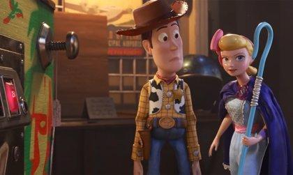 Emocionante tráiler de Toy Story 4 con Forky, Bo Peep... y mucho más