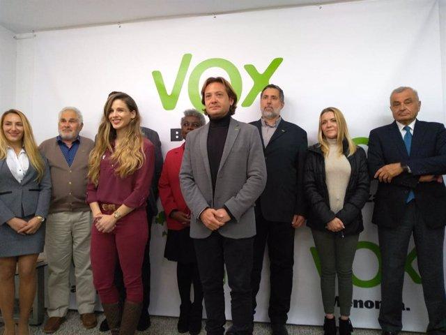 28A.- Malena Contestí Lidera La Llista De Vox Balears Al Congrés En Les Eleccio