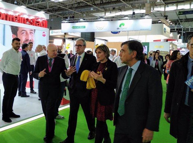 """Fira.- Vergés inaugura Infarma 2019: """"La innovación es imprescindible para progr"""