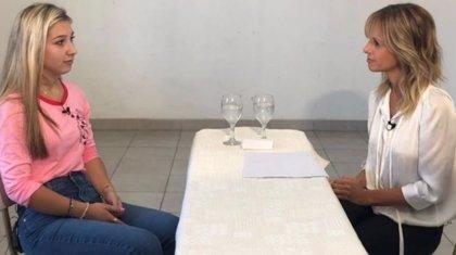 """""""Nunca conté lo que realmente pasó"""": Nahir Galarza se confiesa en una entrevista desde la cárcel"""