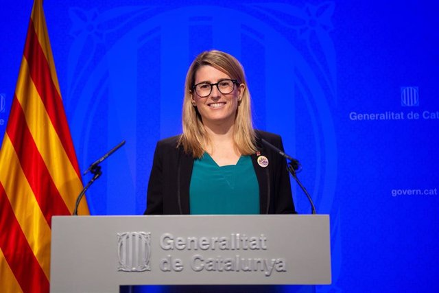 """Artadi y Borràs participan en su último Govern y serán relevadas esta semana """"a"""