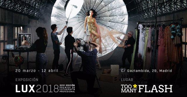 La exposición de los 'Goyas de la fotografía' recalan desde mañana en Madrid