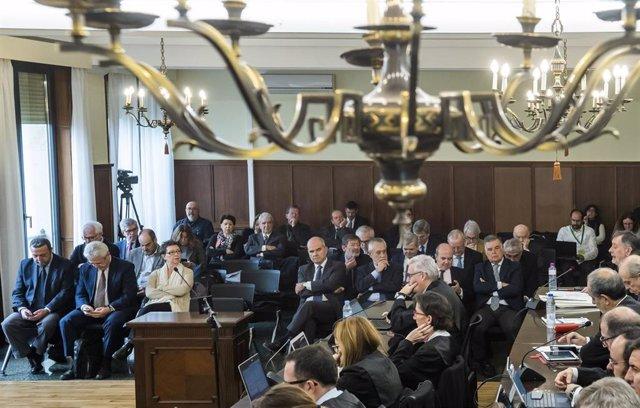 Final del Juicio de los ERE tras 152 sesiones durante más de un año