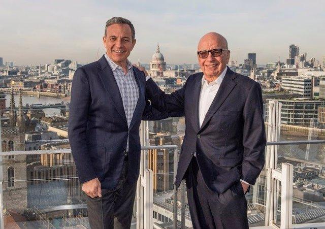 Cultura.- La compra de Fox por parte de Disney se cerrará el 20 de marzo