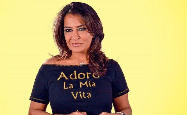 La española Aída Nízar se estrena con insultos en el reality chileno 'Resistiré'