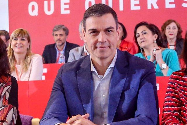 Comité Federal del PSOE donde se ratifican las listas electorales para el 28A y