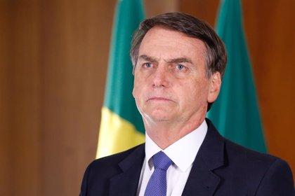 """Bolsonaro ratifica su apoyo al muro de Trump: """"La mayoría de los inmigrantes no tiene buenas intenciones"""""""