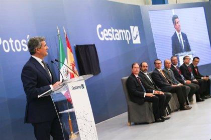 Gestamp inaugura una nueva planta en México, con una inversión de 74 millones y más de 300 empleados