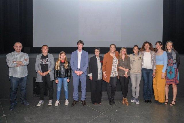 """Sevilla.- El documental """"Guerreras invisibles"""" muestra las complejidades y retos"""