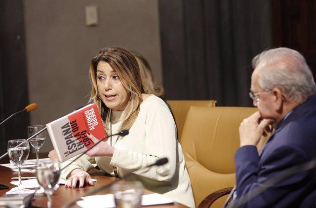 """28A.- Díaz: Los Socialistas Deben """"Batirse El Cobre"""" Y """"Tomar Nota"""" De Lo Que Pa"""