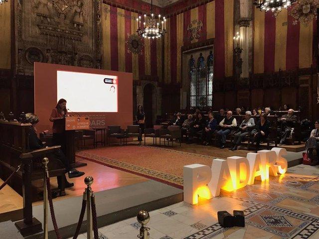 Barcelona reconoce la labor de los participantes en el Programa Radars de apoyo