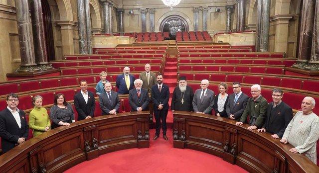 El Parlament acoge una jornada interreligiosa por la Semana de la Armonía Interc