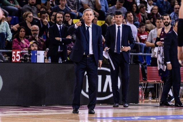 Basket: Liga Endesa - FC Barcelona Lassa v San Pablo Burgos