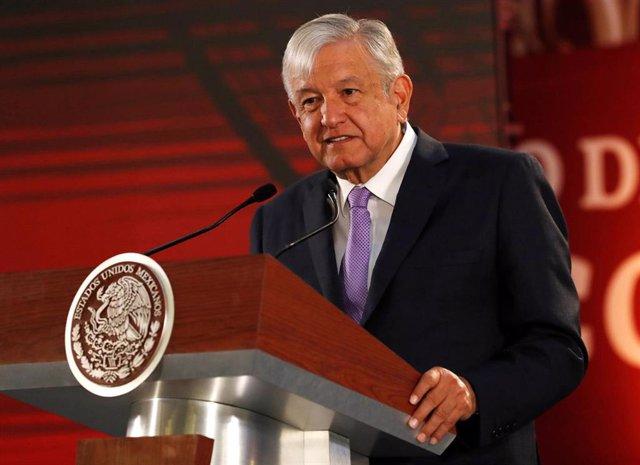 """López Obrador: """"No me voy a reelegir. A finales de 2024 termino mi mandato"""""""
