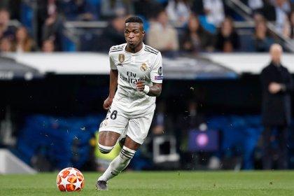 """Vinicius: """"Tengo un poco de ansiedad cuando no llega el gol"""""""