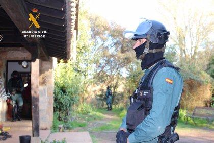 20 detenidos en Cantabria y Vizcaya por tráfico de speed y cocaína