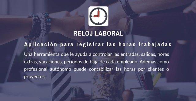 COMUNICADO: Reloj Laboral la herramienta ideal para cumplir con la nueva normati