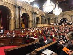 La Mesa accepta la renúncia de Nuet i ja no participa en el ple del Parlament (EUROPA PRESS)