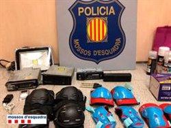 Detingut un lladre de cotxes reincident a Tarragona (ACN)