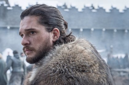 """Juego de tronos: Kit Harington está """"satisfecho"""" con el final de Jon Snow"""