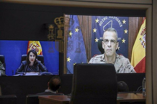 """El soldado español que frustró un ataque terrorista en Malí: """"Fue muy rápido, vi"""