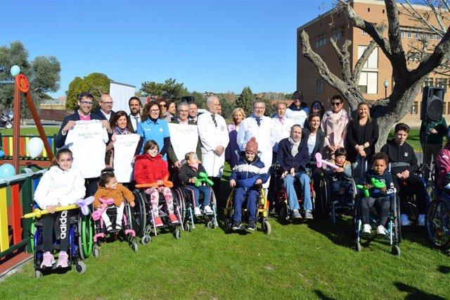 El Hospital de Parapléjicos de Toledo cuenta desde este miércoles con el primer