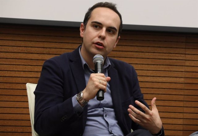 José Manuel Calvo interviene sobre los presupuestos participativos de 2018