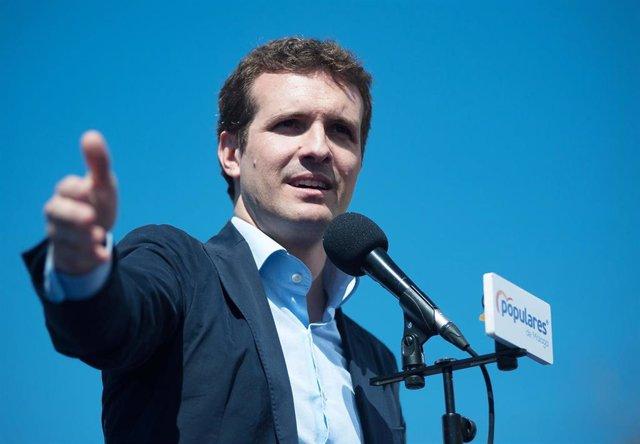 Casado ultima los cambios en la lista de Madrid al Congreso con la incorporación
